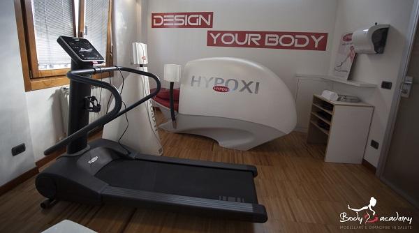 Attrezzatura per il trattamento Hypoxi Trainer L250
